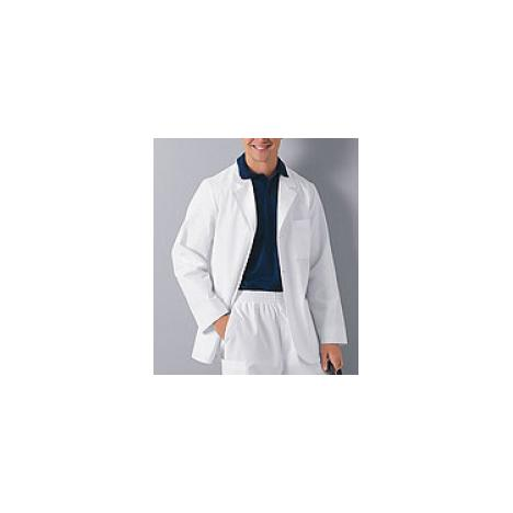 Cherokee Men's short lab coat