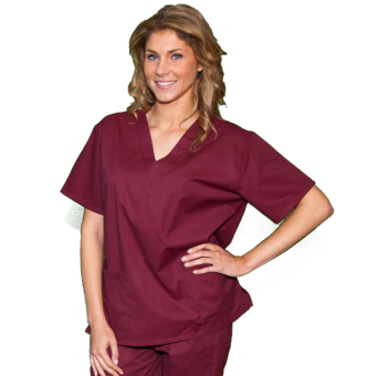 Scrub Tops Page